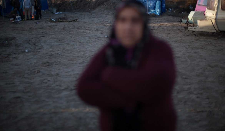 Fleeing the war in Syria