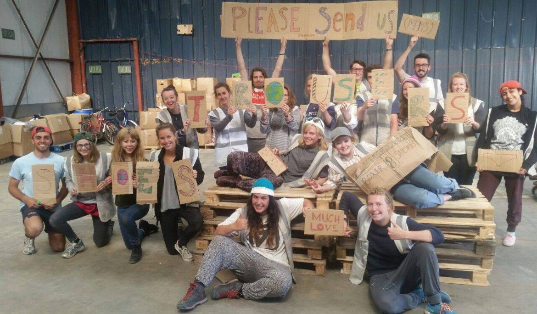 The inspirational volunteers of Calais