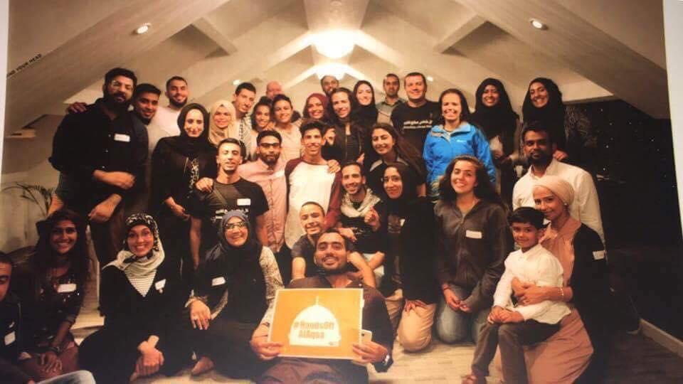 Friends of Al Aqsa & Calais Refugee Aid