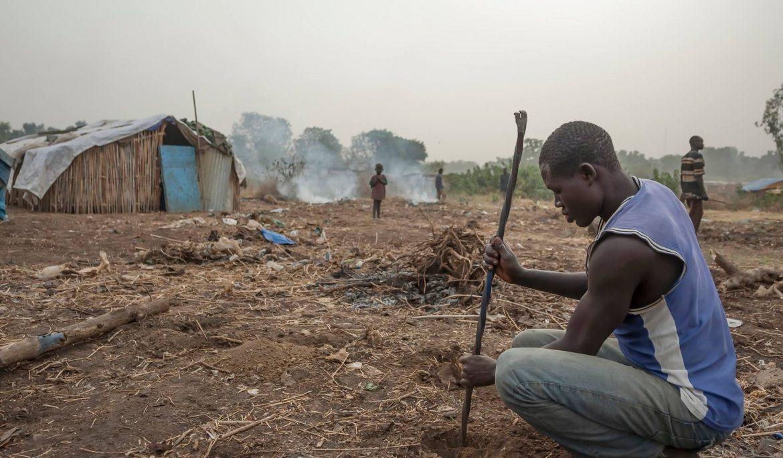 Fleeing the Sudan
