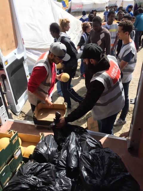 Calais Food Distribution Ban Overturned
