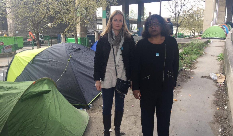 #RefugeeWeek – Diane Abbott