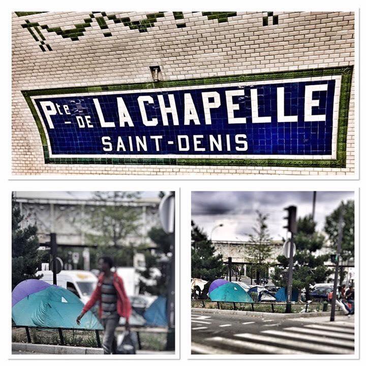 Update about Paris Migrant Centre