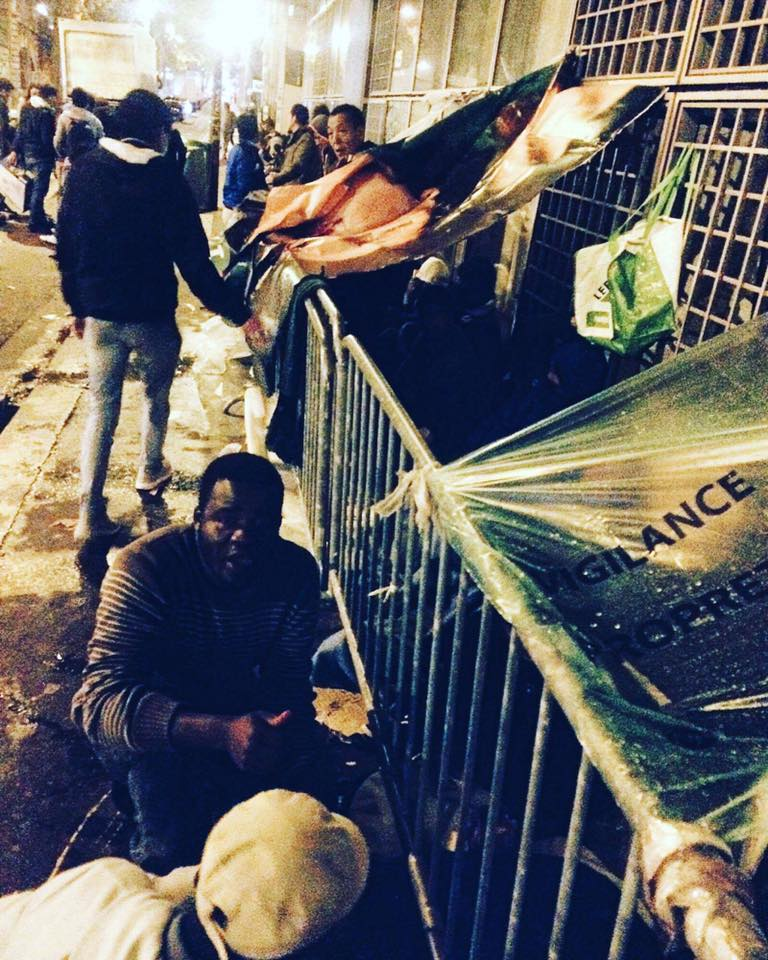 Aisha's Experience in Paris