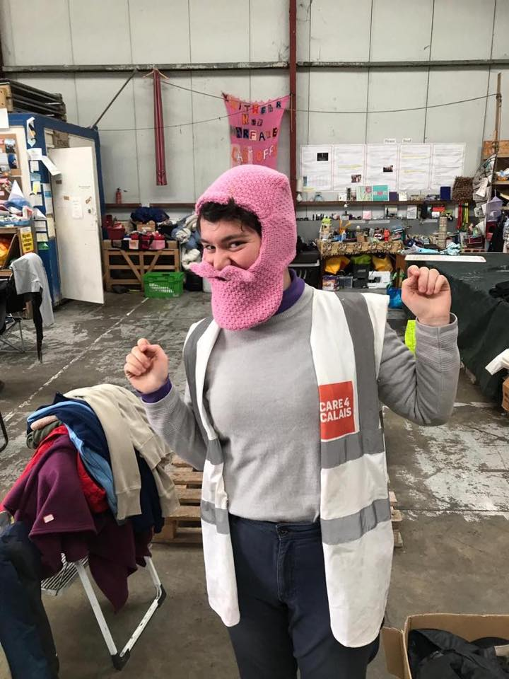 Volunteers like Tia will get us through this crisis