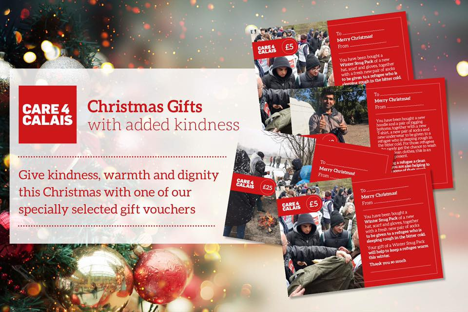 Buy a Christmas gift with a difference