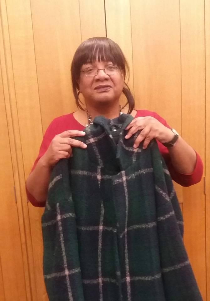 Diane Abbott Supports #Coats4Calais