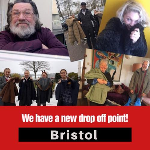 BRISTOL – New Drop Off Point