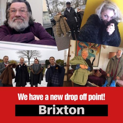 BRIXTON – New Drop Off Point!