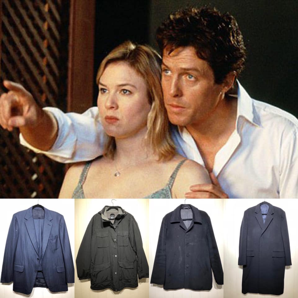 Hugh Grant Supports #Coats4Calais