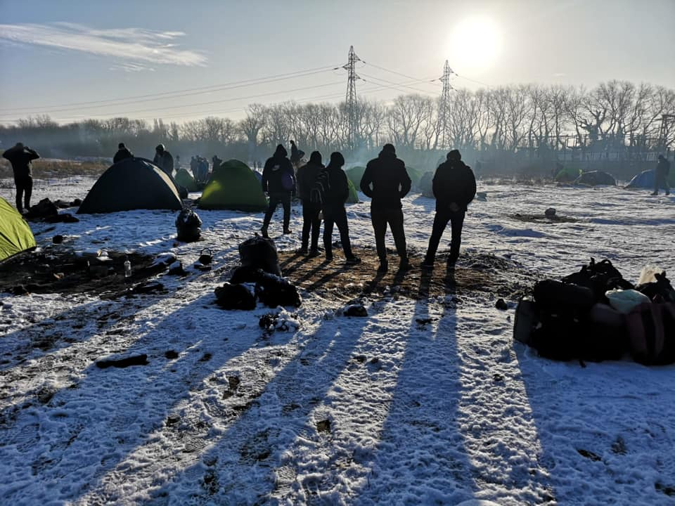 URGENT APPEAL: SNOW