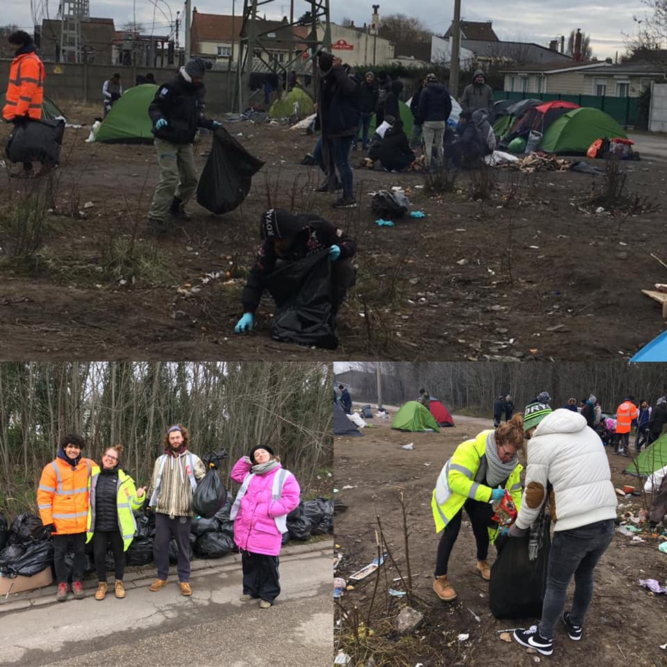 Help Us Litter Pick
