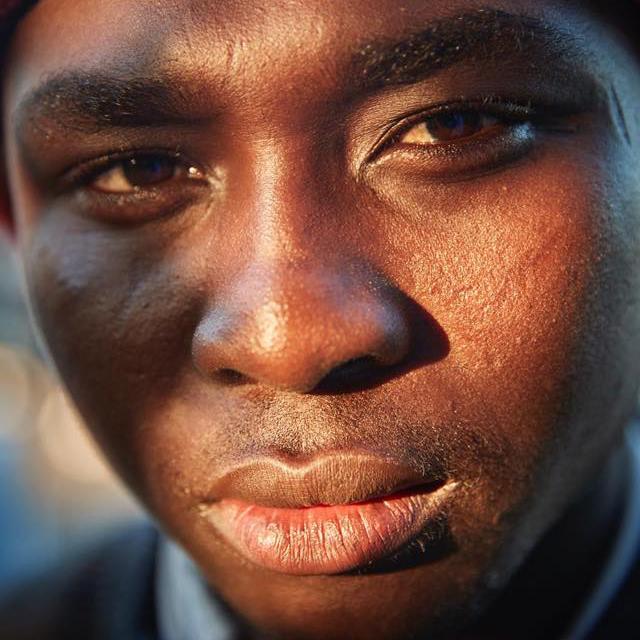 An 'ordinary' teenager from Darfur