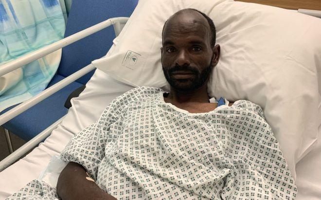 Sole survivor describes 11 days in dinghy
