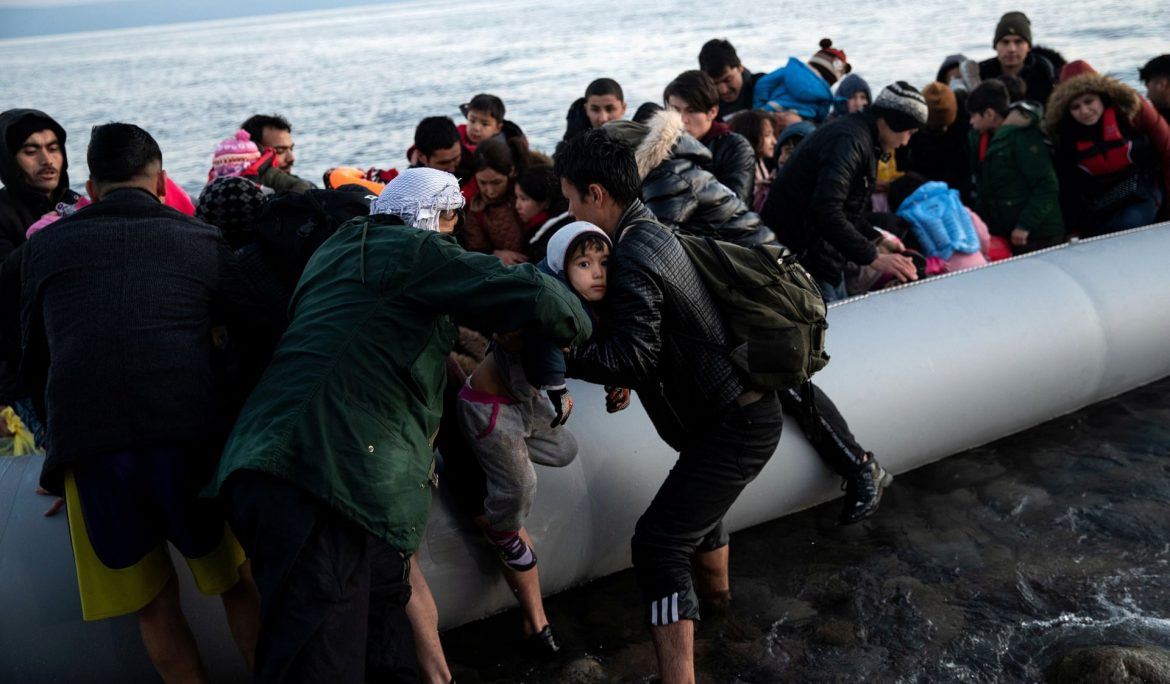 Signatures needed as first child refugee drowns in Lesbos