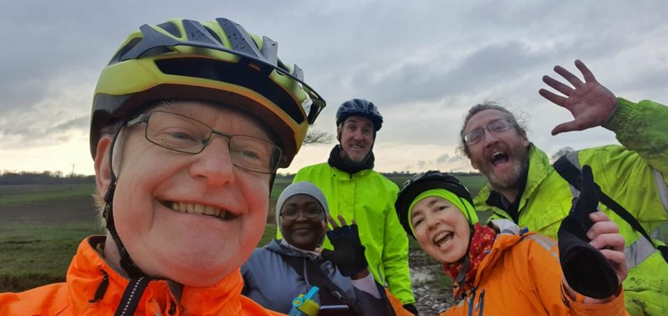 Meet the UK cyclists riding to Calais in June
