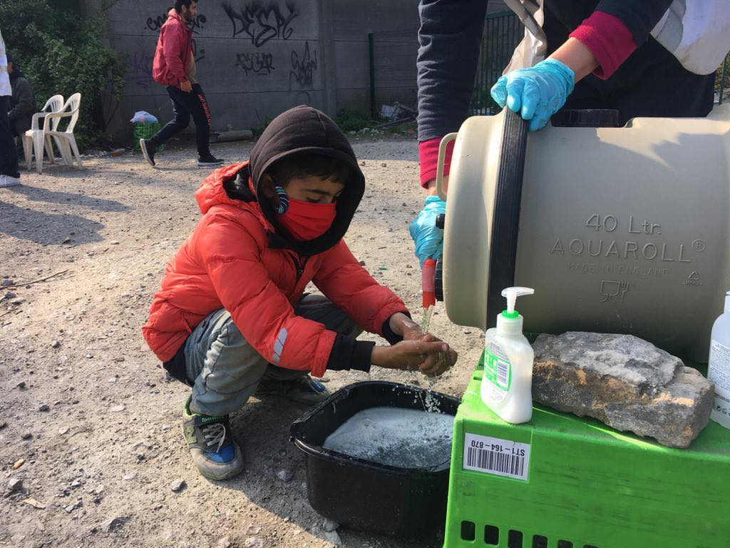 Calais update: Ground conditions worse than ever