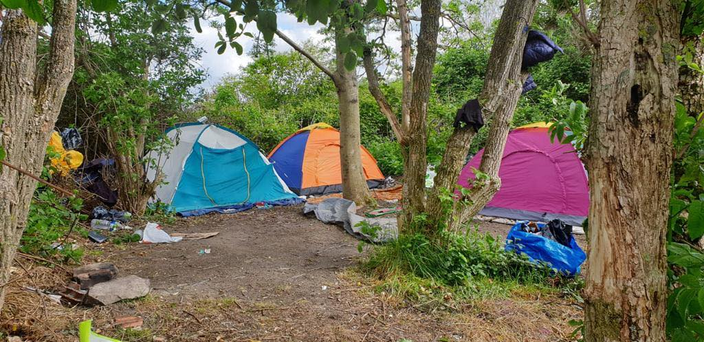 Calais update: Reports of forced evictions at main campsite