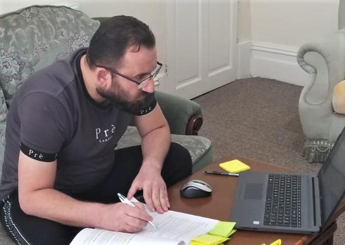 Meet Ahmad, Syrian refugee turned northern Maths whiz