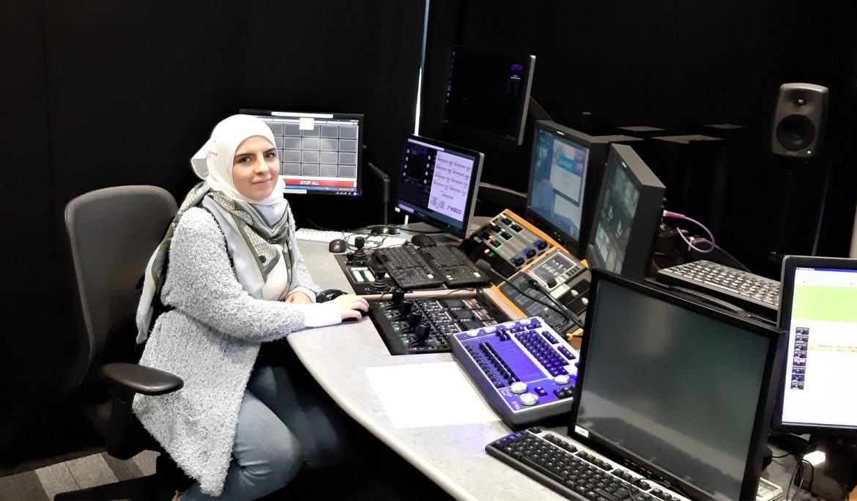 Dreams do come true: Intesar's journalism journey