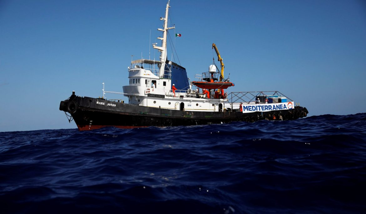More than 60 people dead in migrant boat shipwreck