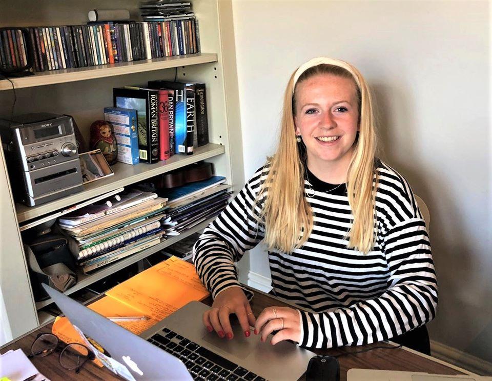 Meet Annie, criminology expert and admin extraordinaire