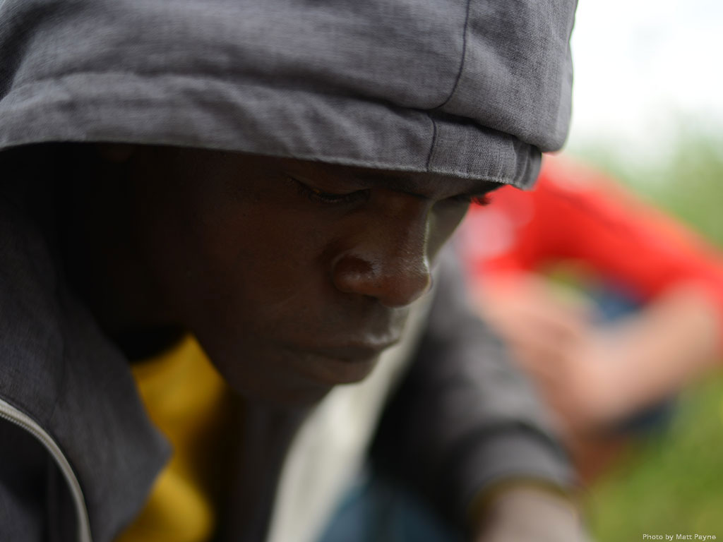 What I learned photographing refugees in Calais