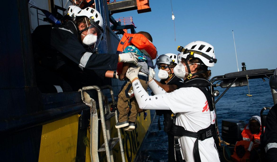 Update: 27 people stuck at sea for 29 days