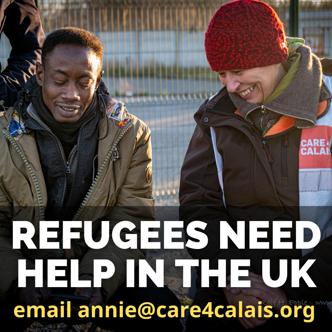 More UK volunteers urgently needed