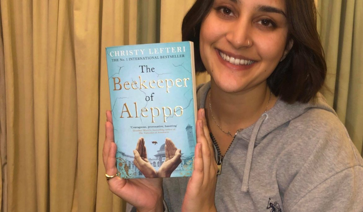 The book that inspired Sahar to help UK refugees