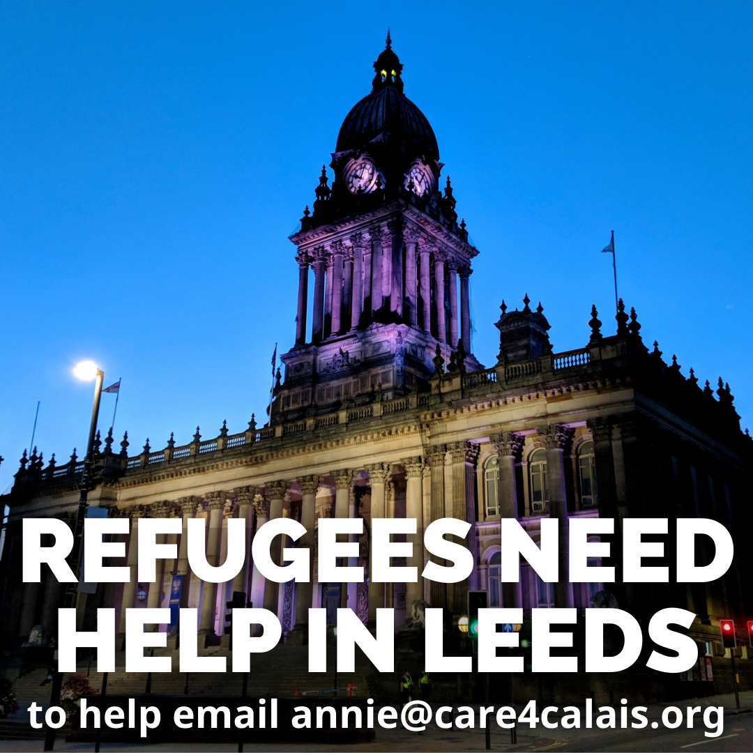 Volunteers desperately needed in West Yorkshire