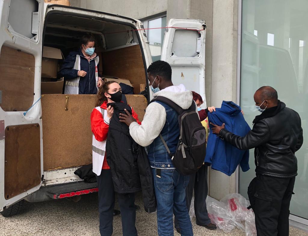 Brussels distribution depletes last of winter stock