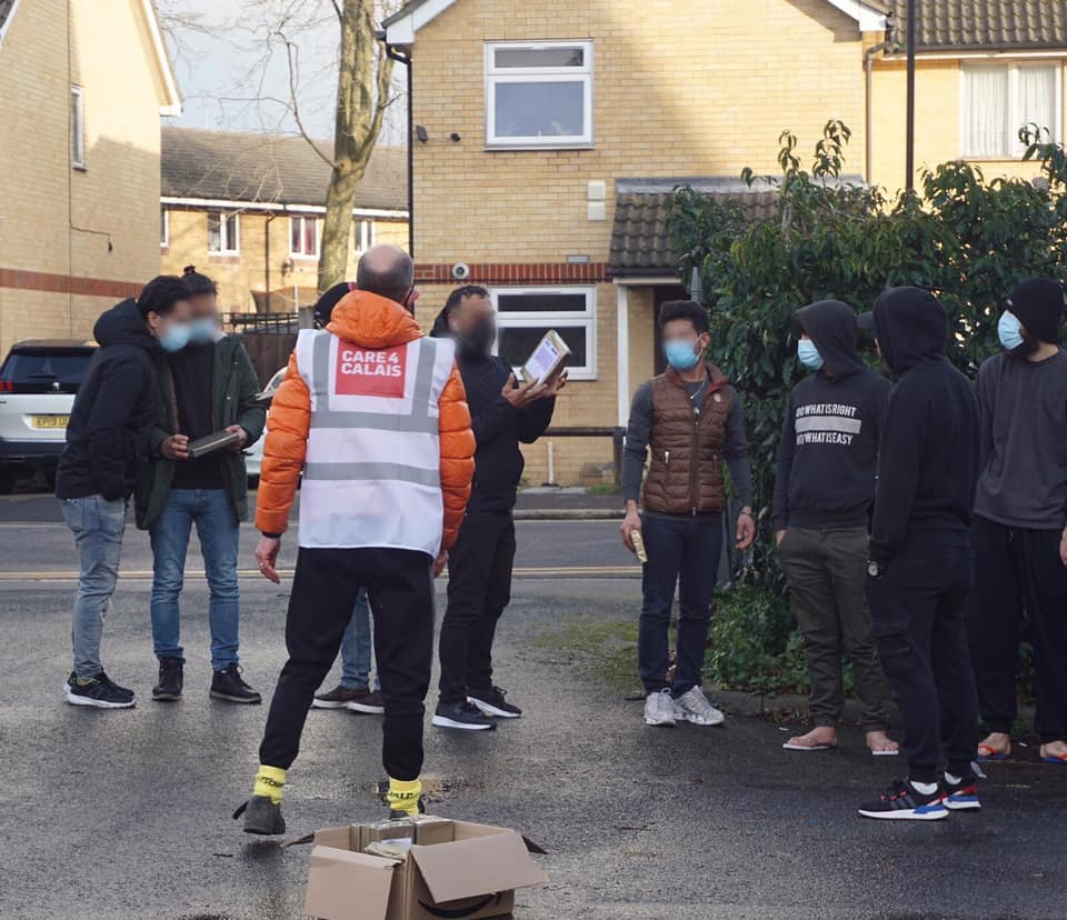 Keeping active and building community in East London