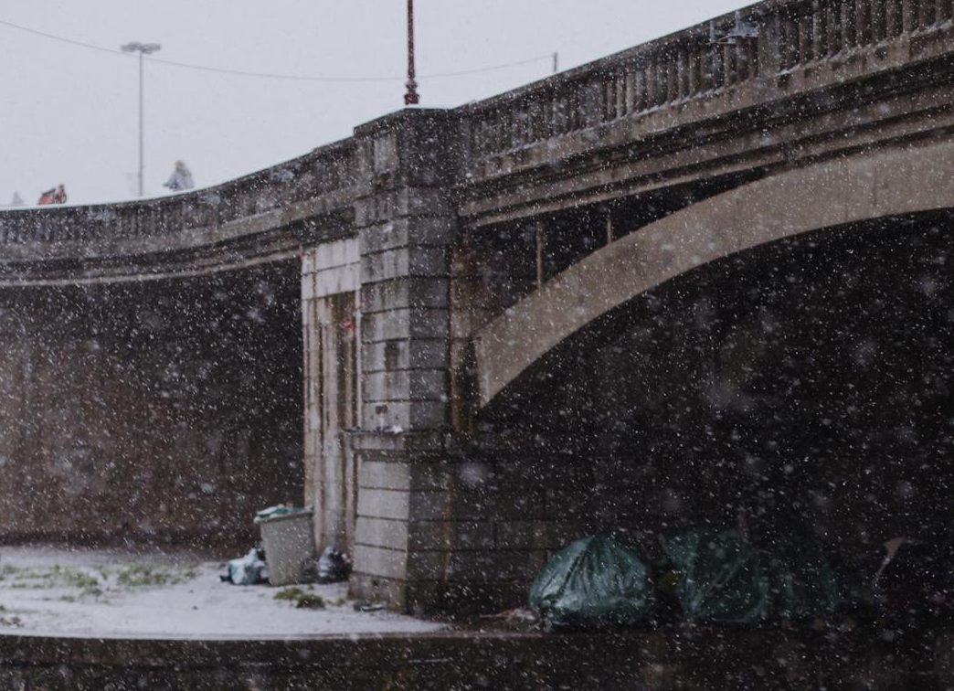 URGENT APPEAL: SNOW IN CALAIS