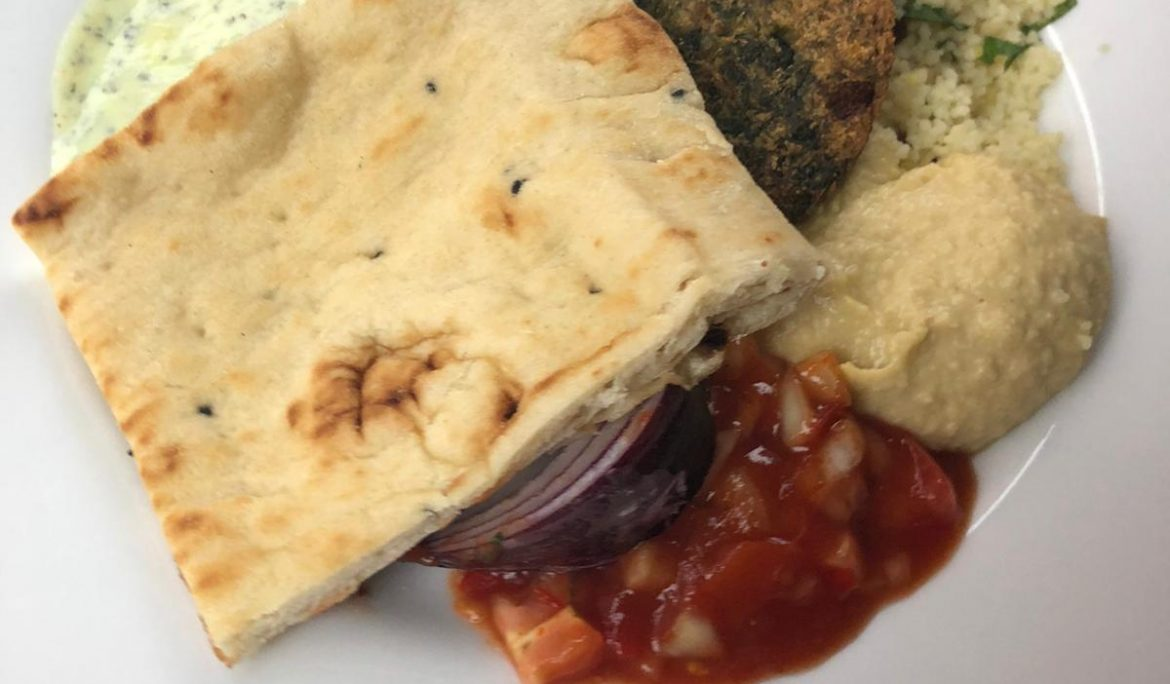 Delicious meals cooked up for asylum seekers at Leeds hotel
