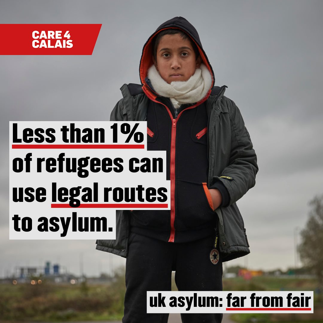 Take action against the government's immigration plans