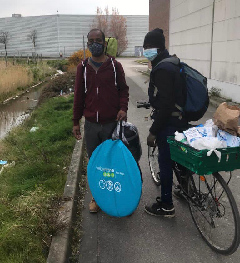 Update from Calais: 200 people forcibly removed in police eviction