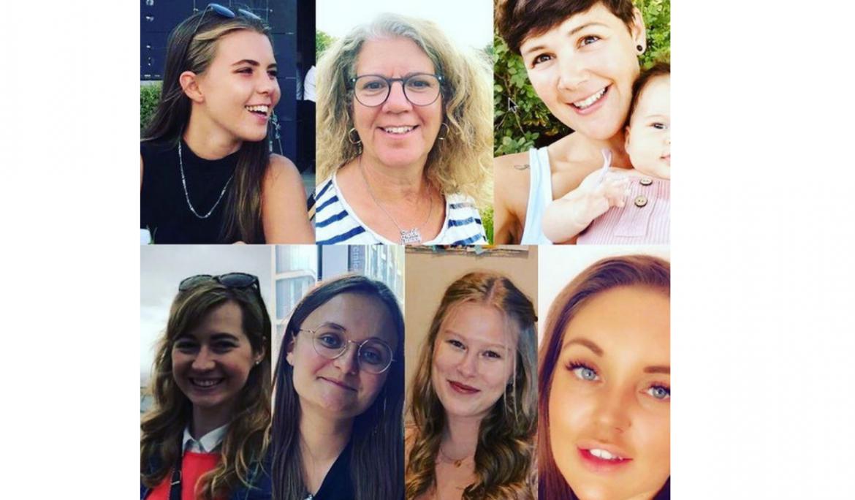 Volunteer Stories: Our female powered admin team