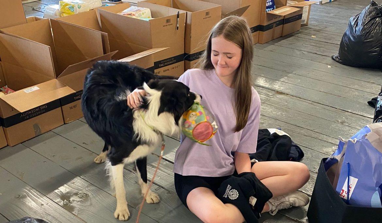 Volunteering: the inspiration's mutual