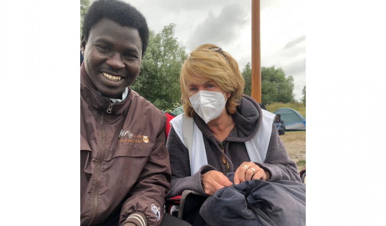 Volunteer stories: Lesley