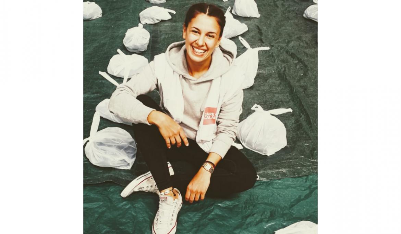 Volunteer stories: Sarah